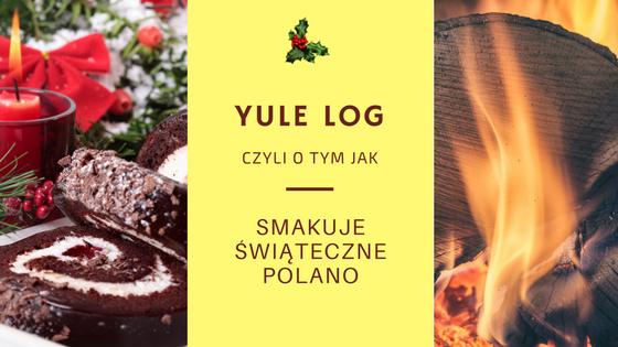 delicious Yule Log